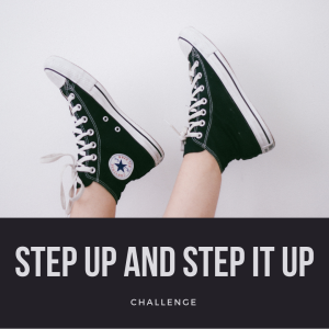 STEP UP and STEP IT UP